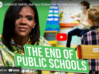 CANDACE OWENS: Pull Your Children Out of Public School